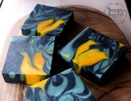 Pipe Divider Swirl Soap